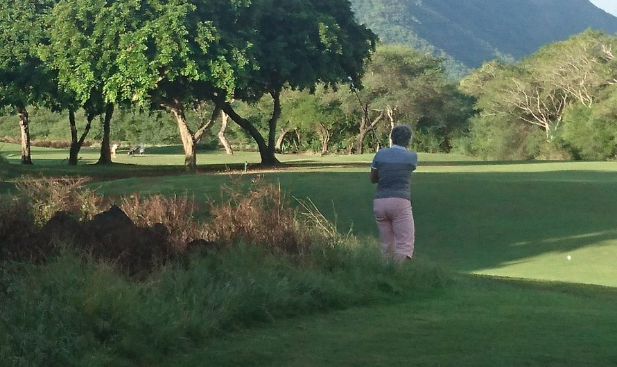 Mauritius Tamarina Golf Club